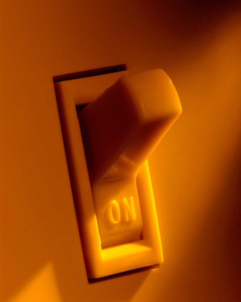 Light Switch On